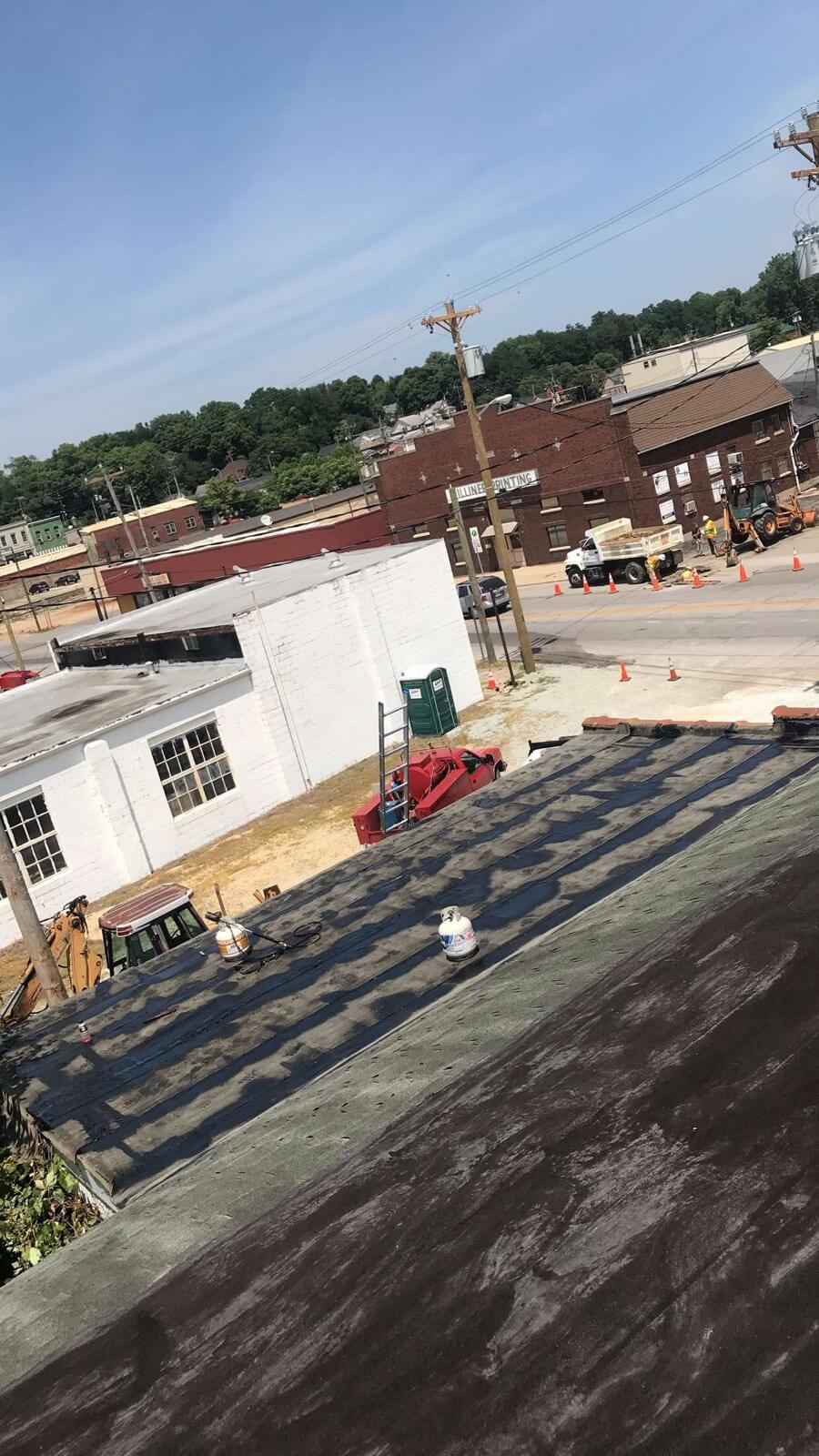 Commercial Roof Replacement Fort Wayne Indiana