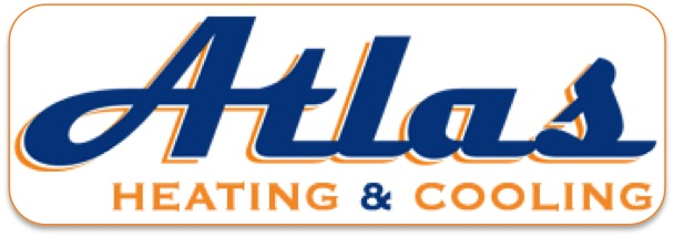 Atlas Heating and Cooling Logo