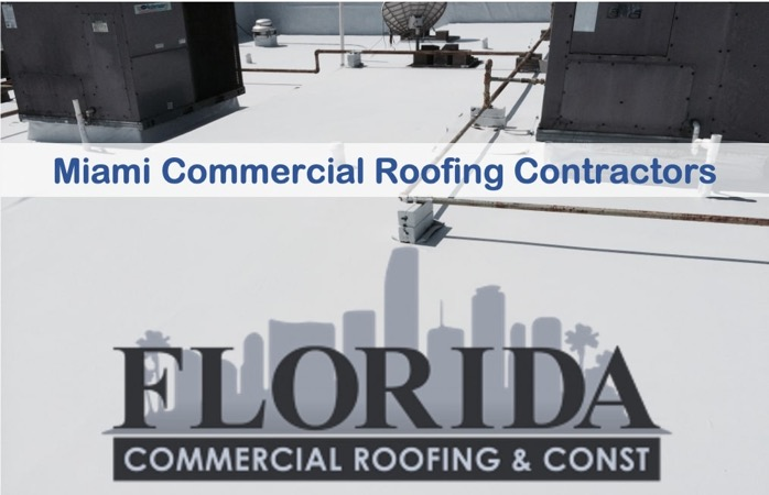 Miami Commercial Roofing Contractors